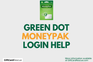 """Green Dot MoneyPak Login"""