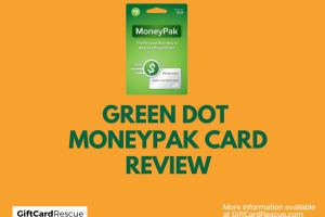 """What is Green Dot MoneyPak Card"""