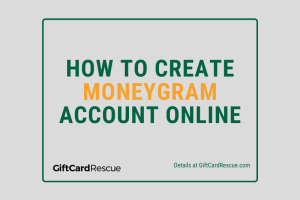 """How to Create MoneyGram Account Online"""