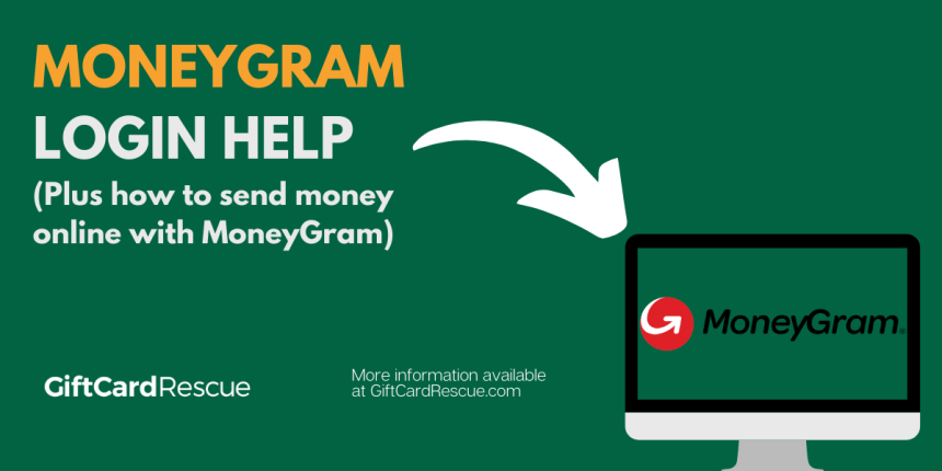 """How to send money online with MoneyGram"""