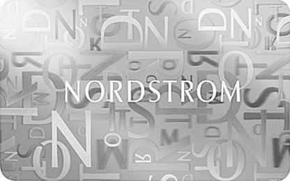 """Nordstrom Gift Card Balance"""