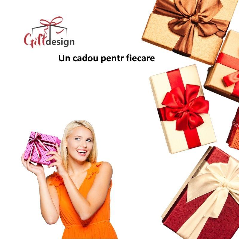 Gift Design - un cadou pentru fiecare