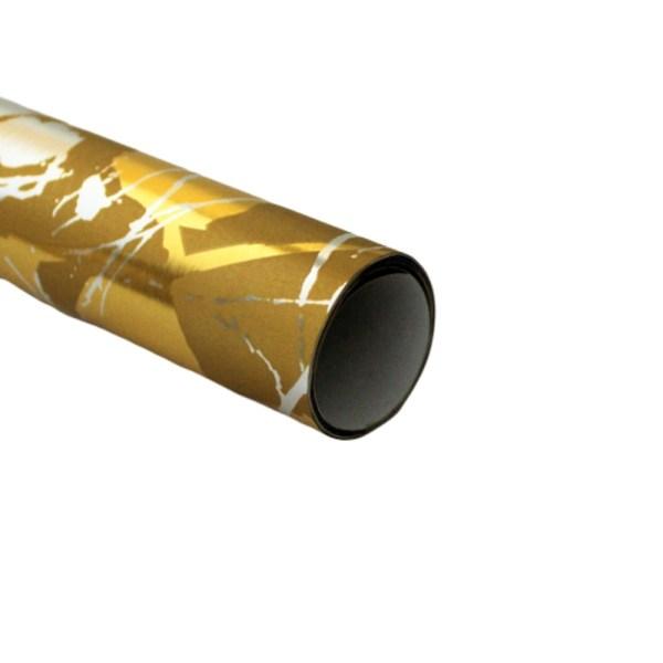 Hartie pentru ambalat cadouri Metalizata Abstract