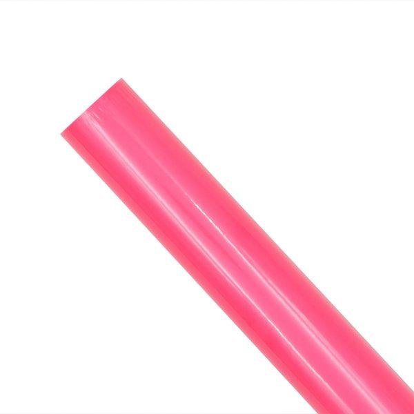 Hartie pentru ambalat cadouri 200x70 cm Roz Uni Tutocolore