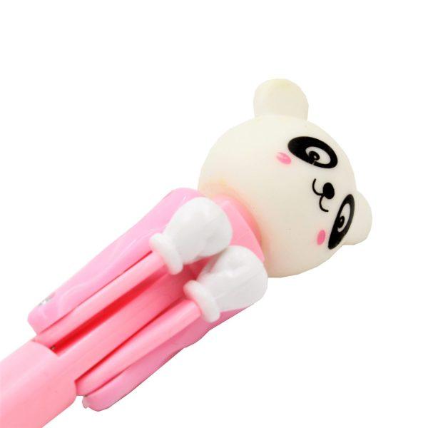 Pix funny colectia Boxing panda roz