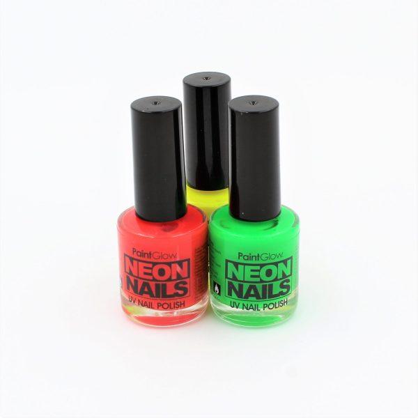 Set oje PaintGlow UV Neon HP37