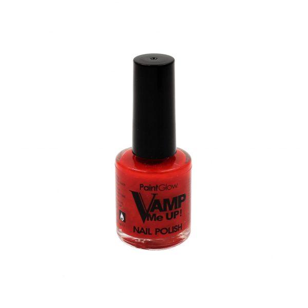 Ojă roșu PaintGlow Vamp me up