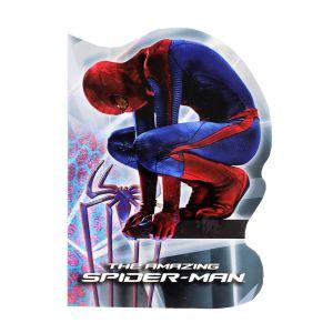 Carnetel licenta A6 Spiderman Amazing 1