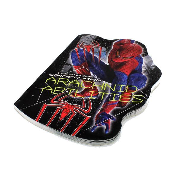 Carnetel A6 licenta Spiderman Arachnid abilities