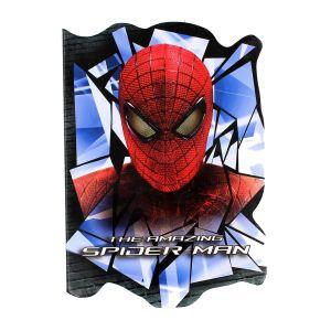 Carnetel licenta A6 Spiderman Amazing 2