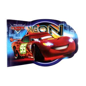 Carnetel cu licenta A6 Cars neon