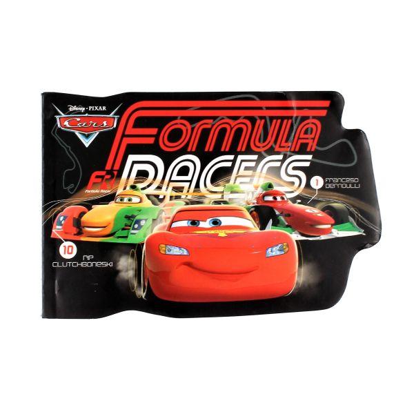 Carnetel cu licenta A6 Cars formula