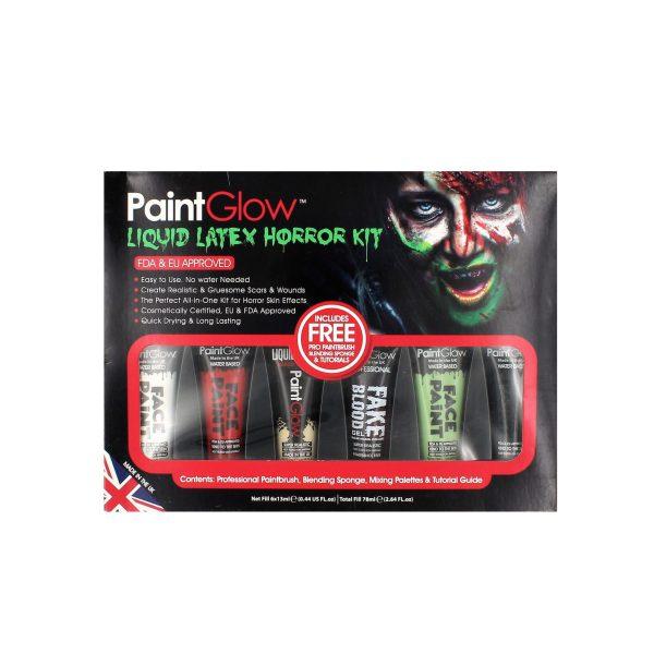 Set pictura fata Liquid Latex GS028