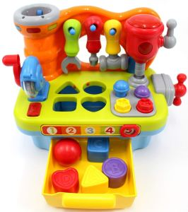 CifToys Musical Learning Workbench Toy avis