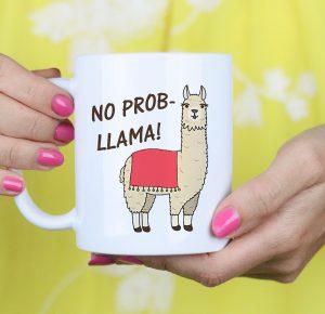 Lama Gift Mug