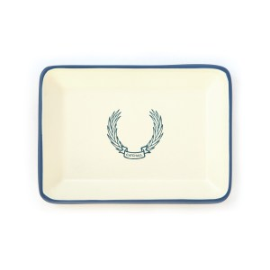 An enamelware catchall tray is perfect for your pal's new house, his bedside table or office will stay organized and stylish with this sleek present. Also makes a great birthday gift! men's gift guide gifts for him
