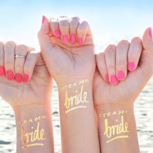 team bride bride tribe bachelorette party hen party engaged vacation girl gang