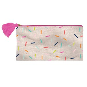 sprinkle canvas bag presents present gift gifts gifting ideas happy birthday pencils pens belongings gifts for her