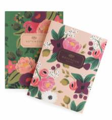This Vintage Blossoms Notebook Set is perfect to write down all their plans, in autumn-inspired colors.