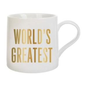 world's greatest coffee mug cup gift gifting morning french roast dark roast coffee espresso