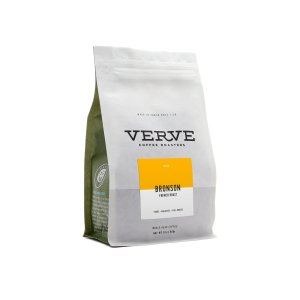 verve bronson french roast coffee black coffee morning energy wake up mug