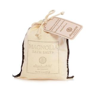 magnolia salts bath salts gifts for her women's gift guide mother's day bath supplies bath time relaxation and rest