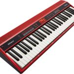 Roland GO:KEYS 61-key Music, Creation Keyboard with Integrated Bluetooth Speakers