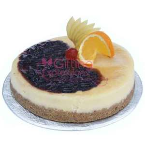 Send Bake Cheese Cake From Marriott Hotel To Pakistan