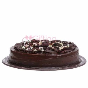 Send Tripple Chocolate Melt Down Cake From La Farine To Pakistan