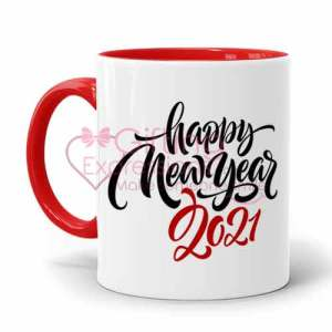 Send New Year Mug To Pakistan