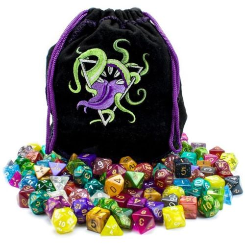 wiz dice bag