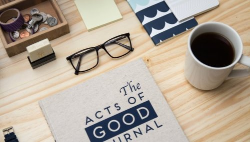 the acts of a good journal