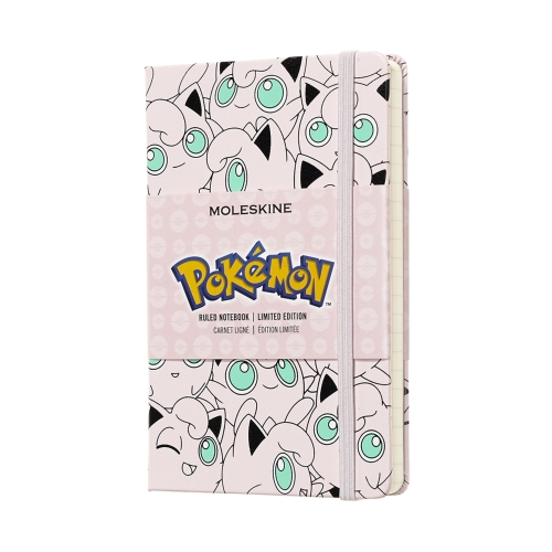 moleskine jigglypuff notebook