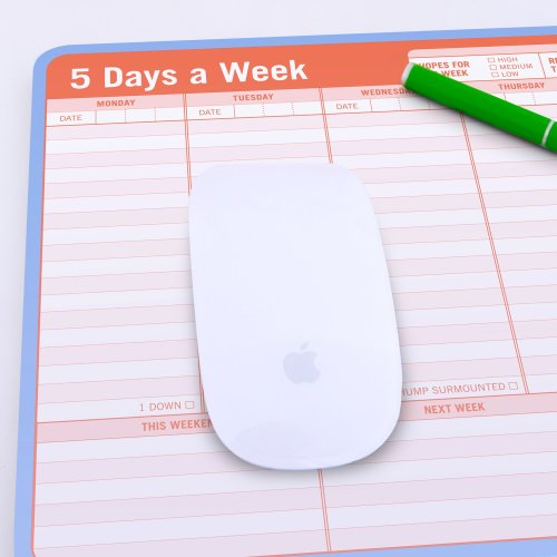 knock knock mousepad