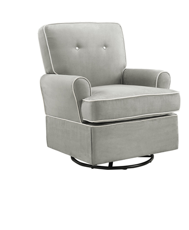 baby relax tinsley swivel glider chair