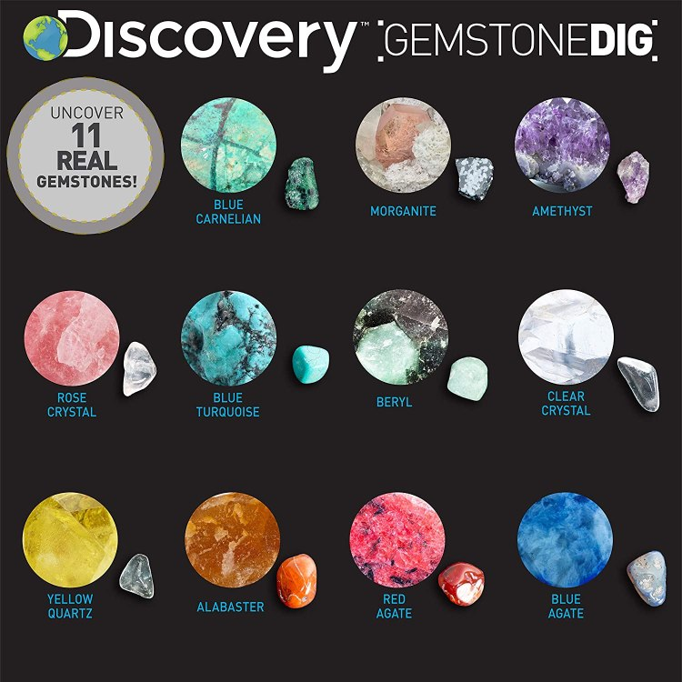 discovery gemstone sets