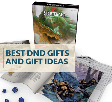 Best DnD Gifts and Gift Ideas