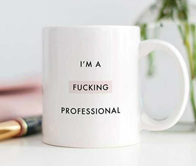 Funny Coffee Mugs Professional