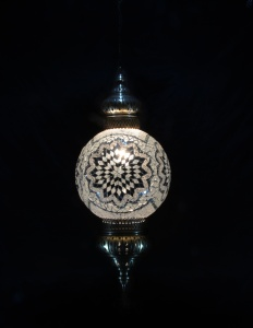 SINGLE CHAIN FANTASY STYLE BALL LAMP SIZE 30 CM (7)