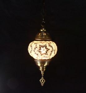 SINGLE CHAIN MOSAIC LAMP SIZE 2 (8)