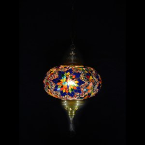 SINGLE CHAIN OVAL HANGING LAMP (1)