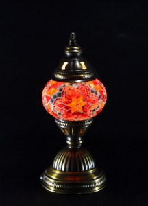 TABLE MOSAIC LAMP SIZE1