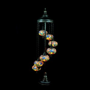 tMOST MOST SALES MOSAIC LAMP MODELS (10)