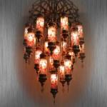 New turkish hanging lamps