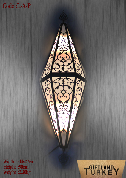 Prism Wall Lamp