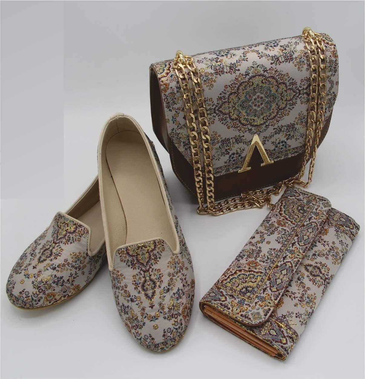 Carpet Design Handbag