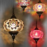 What is the main difference between a moroccon and Turkish lamp?