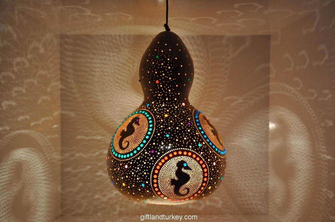 Turkish Handmade Pendant Light