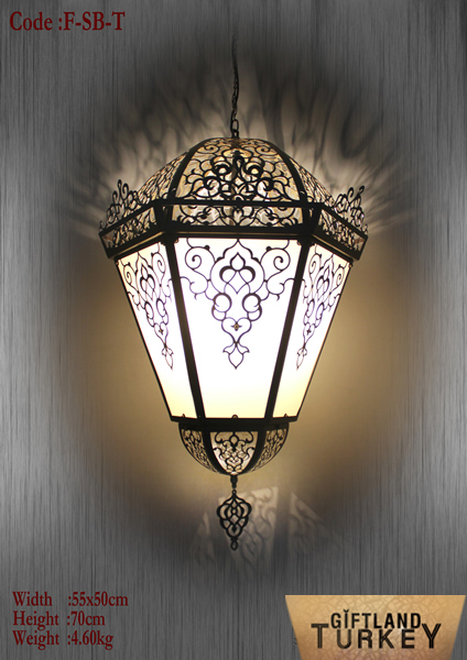 Ottoman Ceiling Lights