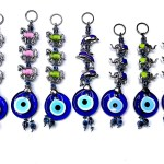 2018 Turkish evil eye keychain